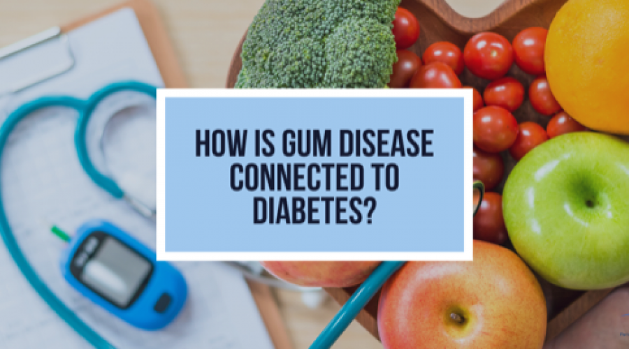 How Is Gum Disease Connected to Diabetes?